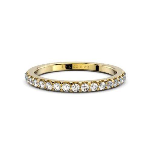womens diamond set ring perth diamond company