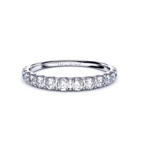tapered wedding ring perth diamond company